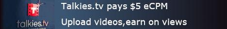earn 5 bucks ecpm for uploading videos